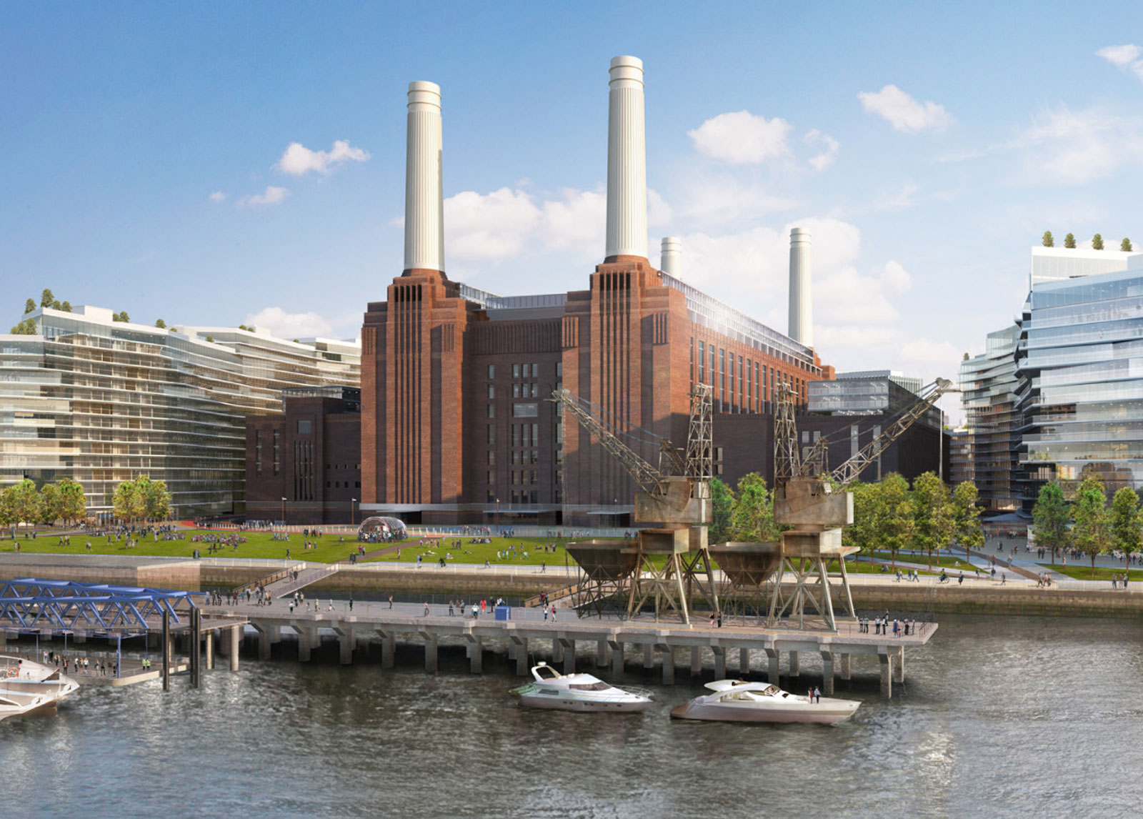 Battersea power